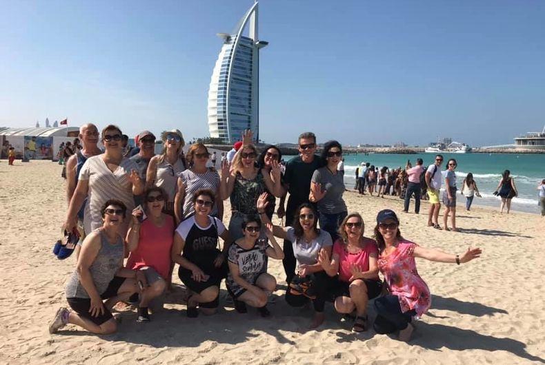 Grupo Dubai - Novembro 2018