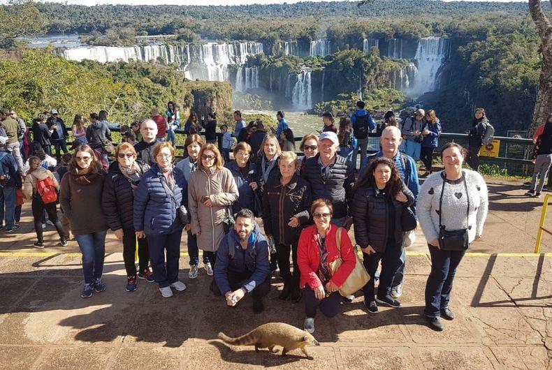 Grupo Foz do Iguaçu - Julho 2018
